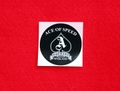 ACE OF SPEED Sticker Black