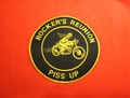 <PATCH> ROCKERS REUNION Yellow Large