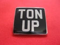 <ACE OF SPEED> TON UP BADGE