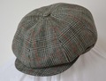 AC-001-SP 20's Style Casquette Vintage fabric Sportex DORMEUIL A-TYPE