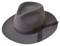 AHT-011 PINCH FRONT FELT HAT (MOONSHINER)
