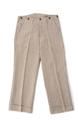 AP-063 LINEN STRIPE BAGGY PANTS