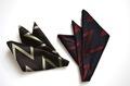 APC-020 Zigzag Pattern Silk Original Jacquard  SQUARE