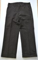AP-050 ORIGINAL HERRINGBONE STRIPE BAGGY PANTS