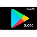 Google Play コード 5,000円