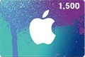 iTunes コード   1,500円