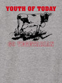 Youth Of today Go vegetarian T shirt