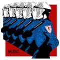 """M.D.C.""""Millions of Dead Cops-Millenium Edition""""LP"""