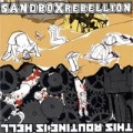 【セール!】THIS ROUTINE IS HELL/SANDBOX REBELLION SPLIT CD