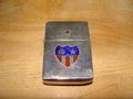 ww2 CBI ZIPPOフライング・タイガーズ(CBI:アメリカ合衆国義勇軍紋章)