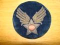 WW2 USAAF(米国空軍)CBI袖パッチ:モール仕様