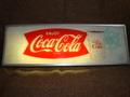 Coke室内照明サイン(ネオン看板)フィッシュ・テール