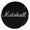 Marshall/マーシャル   ロゴ 缶バッジ