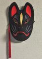 仙狐面(黒)