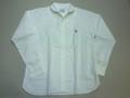 ARVOR MAREE アルボーマレー オックスフォードマリンシャツ(ホワイト)