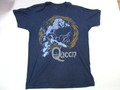 US ROCK ユーエスロック USロックTシャツ(Queen クイーン ネイビー)