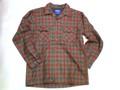 PENDLETON ペンドルトン ウールボードシャツ(ワインオンブレー)