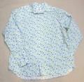 ARVOR MAREE アルボーマレー 長袖オープンプリントシャツ(マルチ野の花)