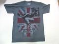 US ROCK ユーエスロック USロックTシャツ(The Who ザ フー チャコールグレー)