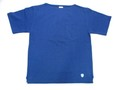 ORCIVAL オーチバル 半袖ポケット付きバスクシャツ(ネイビー)