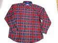 PENDLETON ペンドルトン ウールロッジシャツ(MACPHERSON RED)