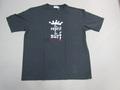 ARVOR MAREE アルボーマレー 半袖プリントTシャツ( エスプリドサーフ チャコール)