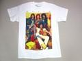 US ROCK ユーエスロック USロックTシャツ(Queen クイーン フルメンバー ホワイト)