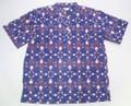 REYN SPOONER レインスプーナー 半袖プルオーバーB/Dシャツ(ALOHA NOUVU)