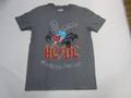 ROCK OFF ロック オフ ロックTシャツ(AC/DC グレー)