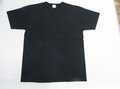 BUZZ RICKSON'S バズリクソンズ 半袖ポケットTシャツ(ブラック)