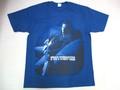 US ROCK ユーエスロック USロックTシャツ(Bruce springsteen&The E Street Band ブルース スプリングスティーン&Eストリート バンド ネイビー)