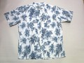 REYN SPOONER レインスプーナー 半袖フルオープンB/Dシャツ(アルフレッド シャヒーン バンブー ホワイト)