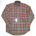 PENDLETON ペンドルトン ウールB/Dシャツ(OLIVE X SAX)