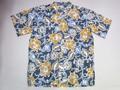 REYN SPOONER レインスプーナー 半袖フルオープンB/Dシャツ(ONOMEA NAVY)