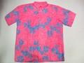 REYN SPOONER レインスプーナー 半袖フルオープンB/Dシャツ(FROWER ピンク)