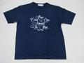 ARVOR MAREE アルボーマレー 半袖プリントTシャツ(フォント ネイビー)