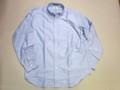 1015 長袖オックスフォードB/Dシャツ(ブルー)