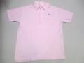 ARVOR MAREE アルボーマレー 半袖鹿の子B/Dシャツ(ピンク)