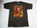 US ROCK ユーエスロック USロックTシャツ(Jerry Garcia ジェリーガルシア ブラウン)