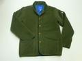 ARVOR MAREEアルボーマレー ウールモッサジャケット(オリーブ)