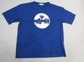ARVOR MAREE アルボーマレー 半袖プリントTシャツ(ウッドストックモチーフ メトロブルー)