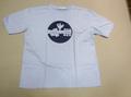 ARVOR MAREE アルボーマレー 半袖プリントTシャツ(ウッドストックモチーフ サックス)