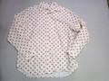 ARVOR MAREE アルボーマレー 長袖オープンプリントシャツ(ピンククレスト)