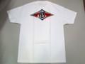 RETRO SURF レトロサーフ Tシャツ(BEAR SURFBOARD ベアーサーフボード ホワイト)