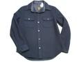 FIDELITY フィデリティ USオリジナルCPOシャツ(DKネイビー)