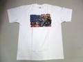 US CULTURE ユーエスカルチャー Easy Rider イージー ライダー 半袖プリントTシャツ(ホワイト)