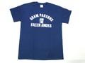 US ROCK ユーエスロック USロックTシャツ(Gram Parsons グラム パーソンズ ネイビー)