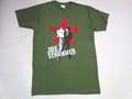 US ROCK ユーエスロック USロックTシャツ(Joe Strummer ジョー ストラマー オリーブ)