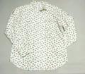 ARVOR MAREE アルボーマレー 長袖オープンプリントシャツ(南天ウサギ)
