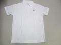 ARVOR MAREE アルボーマレー 半袖鹿の子B/Dシャツ(ホワイト)